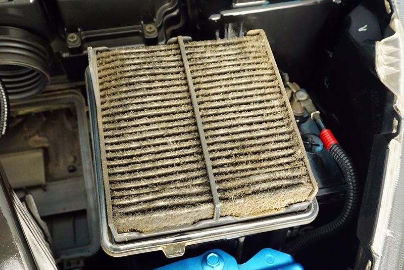 Can Replacing Your Air Filter Improve Gas Mileage?