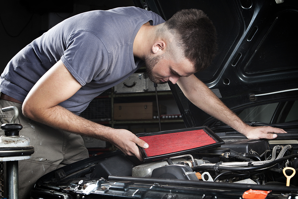 What Happens if an Auto Air Filter Works Too Well?