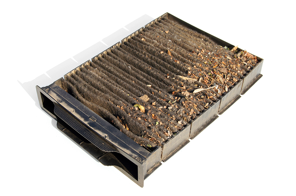 Will the Cabin Filter Remove Harmful Contaminants from Air That is Already in the Passenger Compartment?