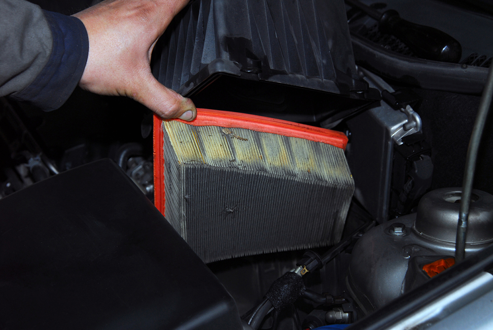 Can a Dirty Air Filter Affect Fuel Mileage?