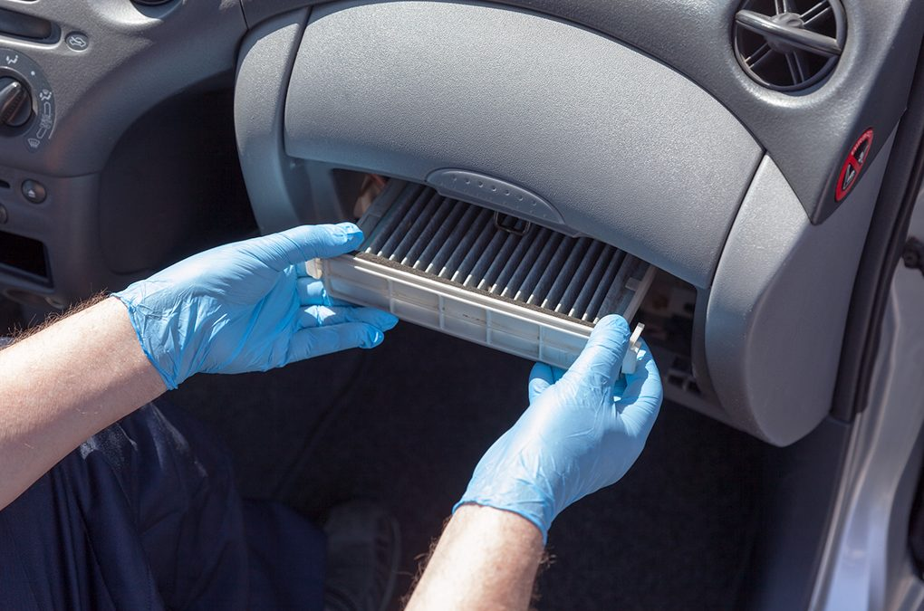 What Advantage is Activated Charcoal Treatment For a Cabin Filter?