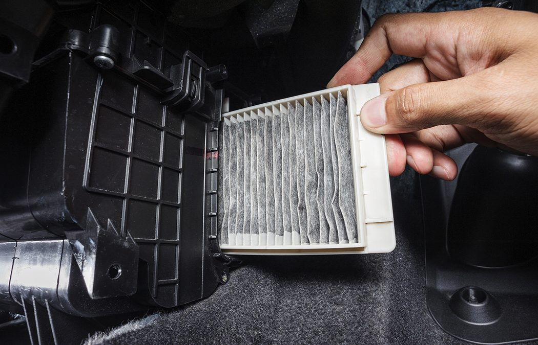 Where Is Your Cabin Air Filter and What Does It Do?