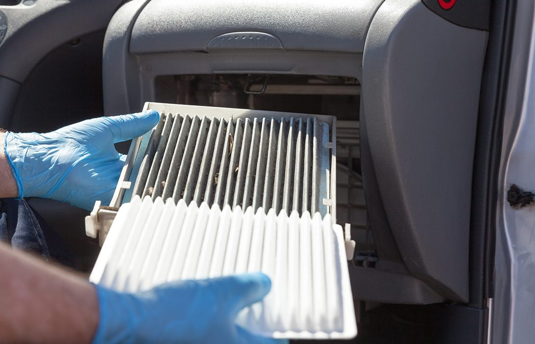 Does a Cabin Filter Have Specific Service Intervals -