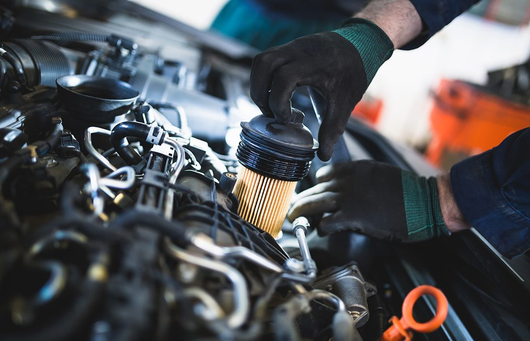 Can a Proper Oil Filter for the Application Remove All the Contaminates in Engine Oil?