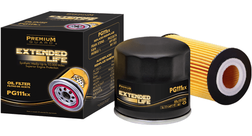 Extended Life Oil Filters