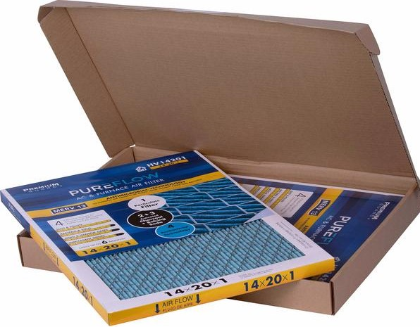 home furnace air filters
